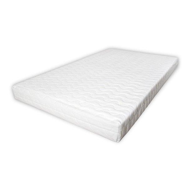 SKLADEM: Dětská postel z MASIVU 180x80cm bez šuplíku - DP012 - moření olše