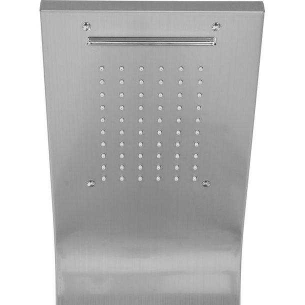 Sprchový panel STELLA 4v1 - s výtokem do vany