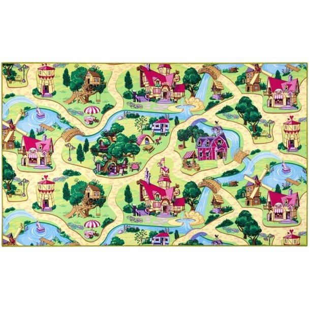 Dětský koberec COUNTRY