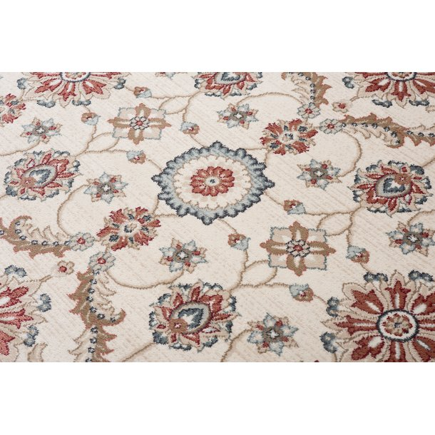 Kusový koberec DUBAI izmir - bílý