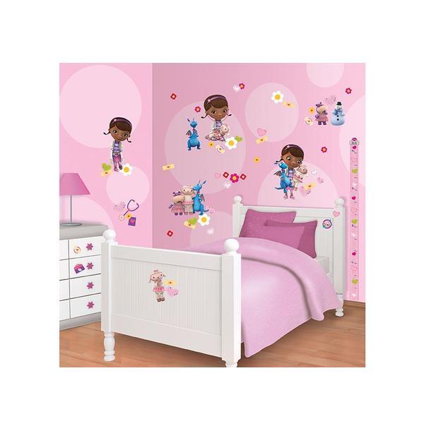 Dětské samolepky Disney - Doc McStuffins
