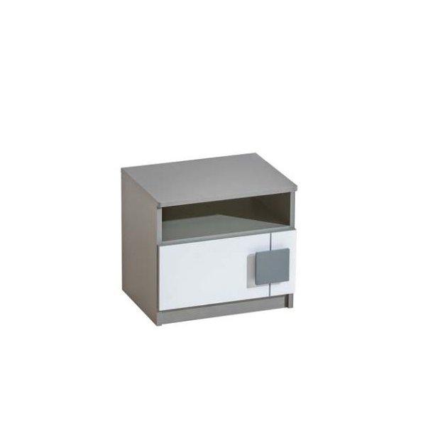 Noční stolek GAME - WHITE G12