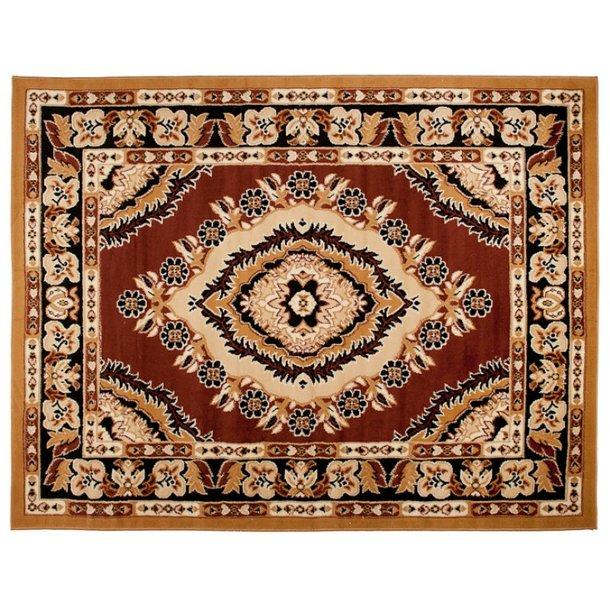 Kusový koberec ATLAS classic - béžový/hnědý