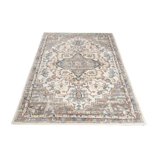 SKLADEM: Kusový koberec SHAGGY AMAZON - typ D - bílý - 200x290 cm