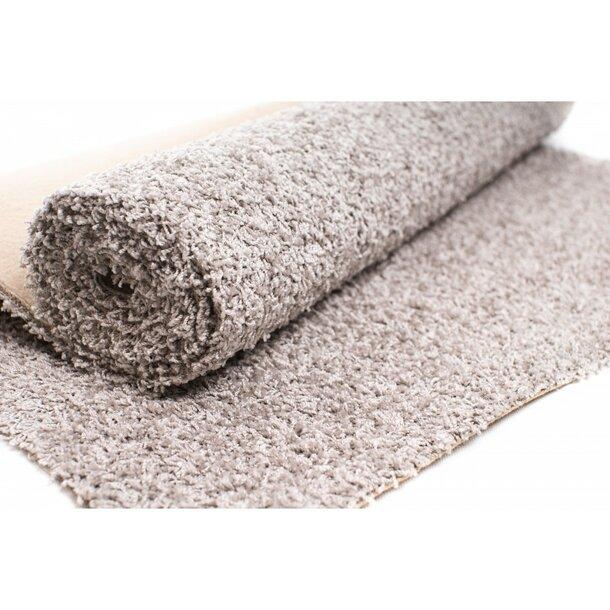 Kusový koberec SHAGGY WIKI – šedý