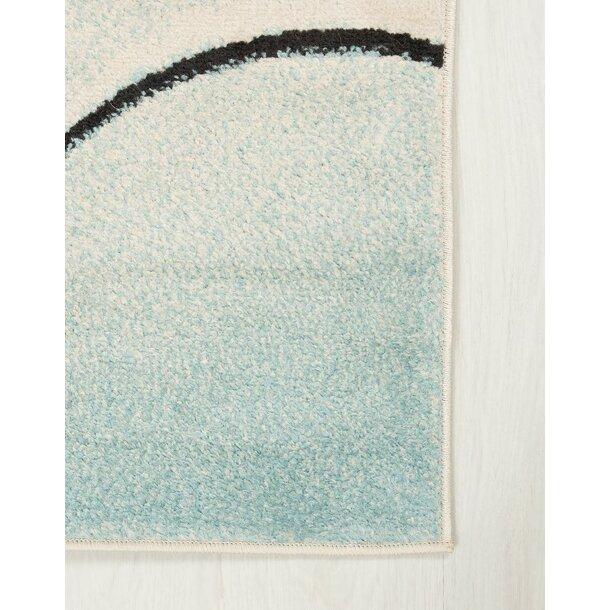 Dětský kusový koberec LILA - MEDVÍDEK A HVĚZDIČKY 2