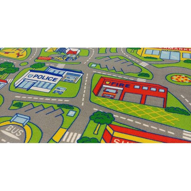 Dětský koberec ENGLISH TOWN
