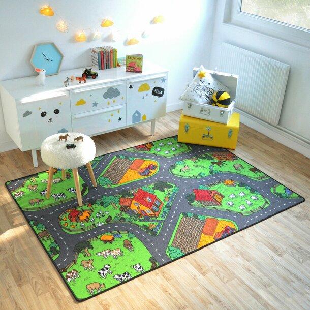 Dětský koberec FARMA