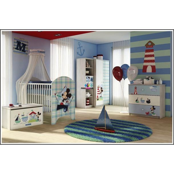 Dětská postýlka Disney - MICKEY MOUSE