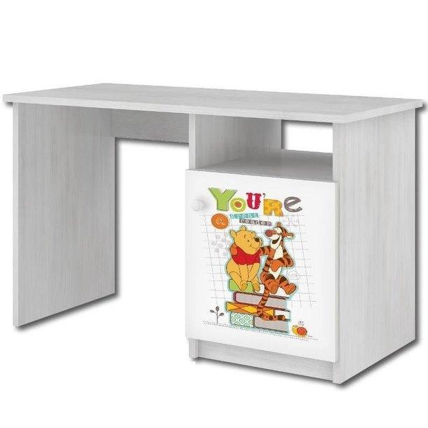 Dětský psací stůl Disney - MEDVÍDEK PÚ A TYGŘÍK
