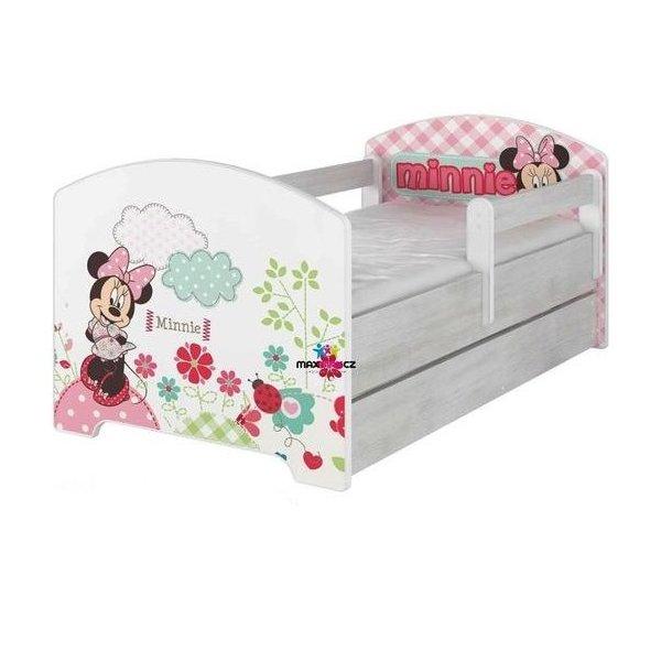 Dětská postel MYŠKA MINNIE