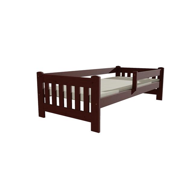 Dětská postel z MASIVU 180x80 cm bez šuplíku - DP022