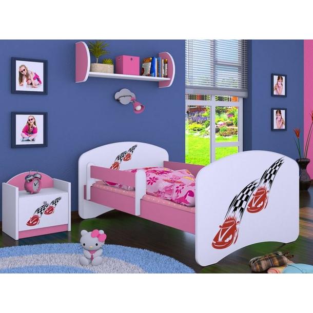 Dětská postel bez šuplíku 160x80cm ZÁVOĎÁK
