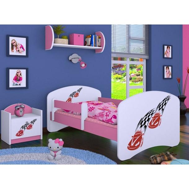 Dětská postel bez šuplíku 180x90cm ZÁVOĎÁK