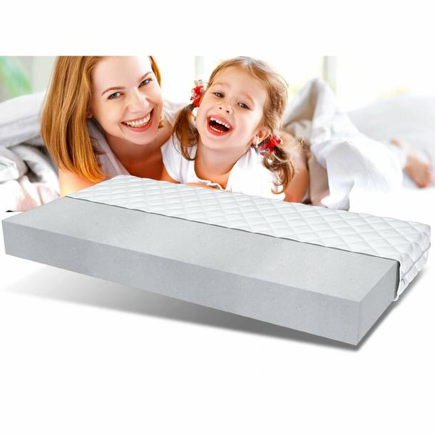 Dětská pěnová matrace COMFORT MAX RELAX 200x90x10 cm