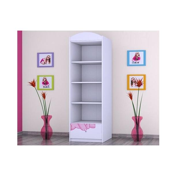 Dětská skříň SLONÍCI - TYP 5B