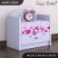Dětský noční stolek FALL IN LOVE - TYP 1