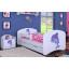Dětská postel se šuplíkem 160x80cm DELFÍN