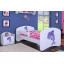 Dětská postel bez šuplíku 180x90cm DELFÍN