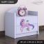 Dětský noční stolek JEDNOROŽEC - TYP 1