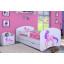 Dětská postel se šuplíkem 180x90cm JEDNOROŽEC