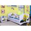Dětská postel se šuplíkem 160x80cm BAGR