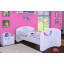 Dětská postel bez šuplíku 160x80cm KOČIČKA