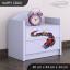 Dětský noční stolek MAŠINKA - TYP 1