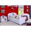 Dětská postel se šuplíkem 160x80cm MAŠINKA
