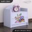 Dětský noční stolek SAFARI - TYP 1