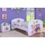 Dětská postel bez šuplíku 180x90cm SAFARI