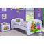 Dětská postel bez šuplíku 160x80cm MADAGASKAR
