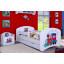 Dětská postel se šuplíkem 180x90cm VESELÝ PEJSEK