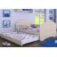 Dětská postel se šuplíkem 140x70 cm - AKÁT