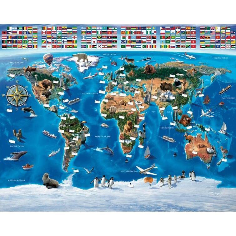 3d Tapeta Mapa Sveta E Shop Maxmax Cz
