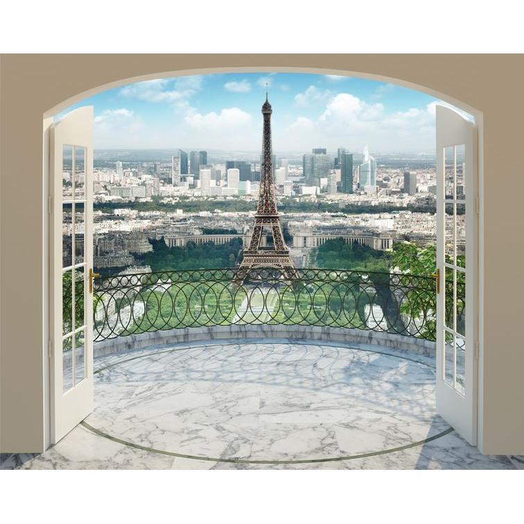 Moderní 3d Tapeta Paříž E Shop Maxmax Cz