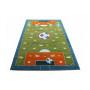 Dětský koberec Stadion - zelený
