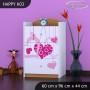 Dětská komoda FALL IN LOVE - TYP 3