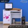 Dětský psací stůl FALL IN LOVE - TYP 11