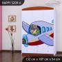 Dětská skříň - TYP 9