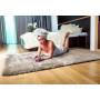 Dětský plyšový koberec CAPPUCINO